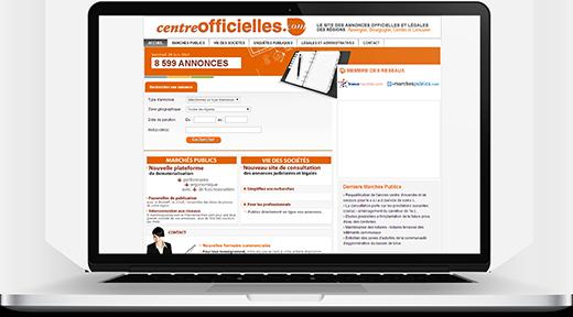 Centreofficielles.com