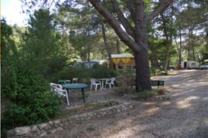 camping municipal Pouverels