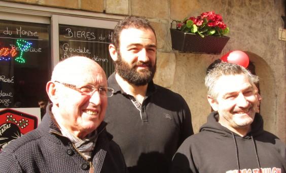 JP, Eric, et jouer de rugby RCT recadrée