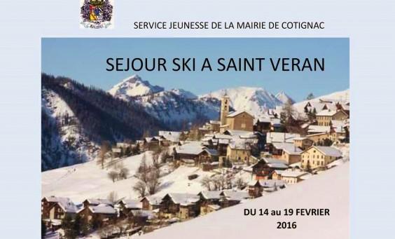 photo sejour St Veran