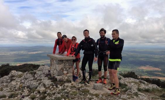 Group Trail reconnaissance