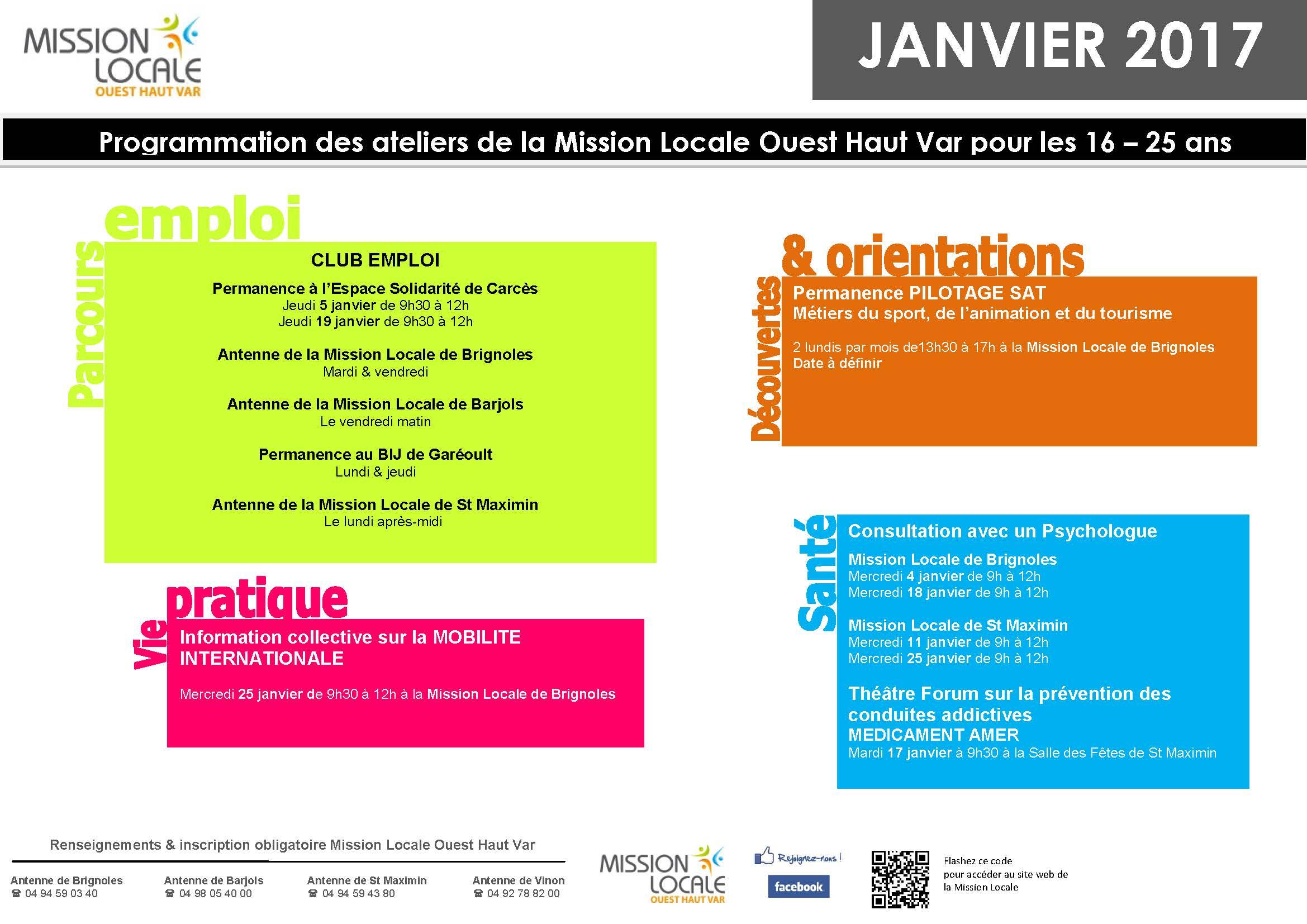 affiche-ateliers-mission-locale-janvier-2017