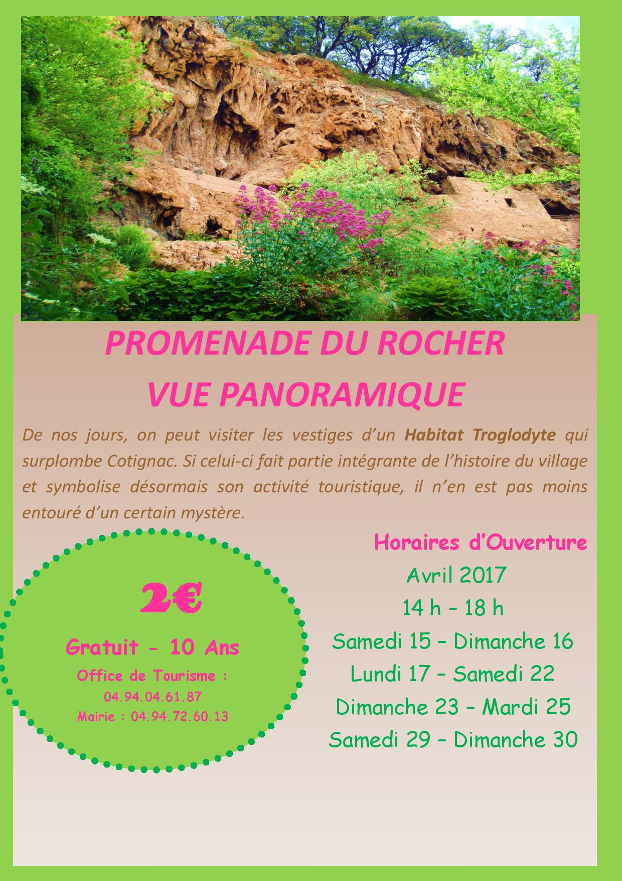 Affiche horaires rocher avril 2017-page-001