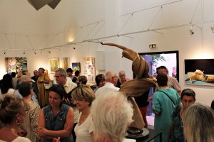 Vernissage Printemps des Arts (2)