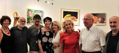 Vernissage Printemps des Arts (9)