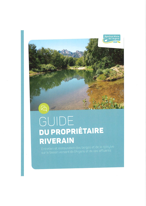 Guide du propriétaire riverain :