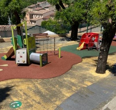 Infos : Ouverture du Jardin d'enfants «Square Emile Romey»