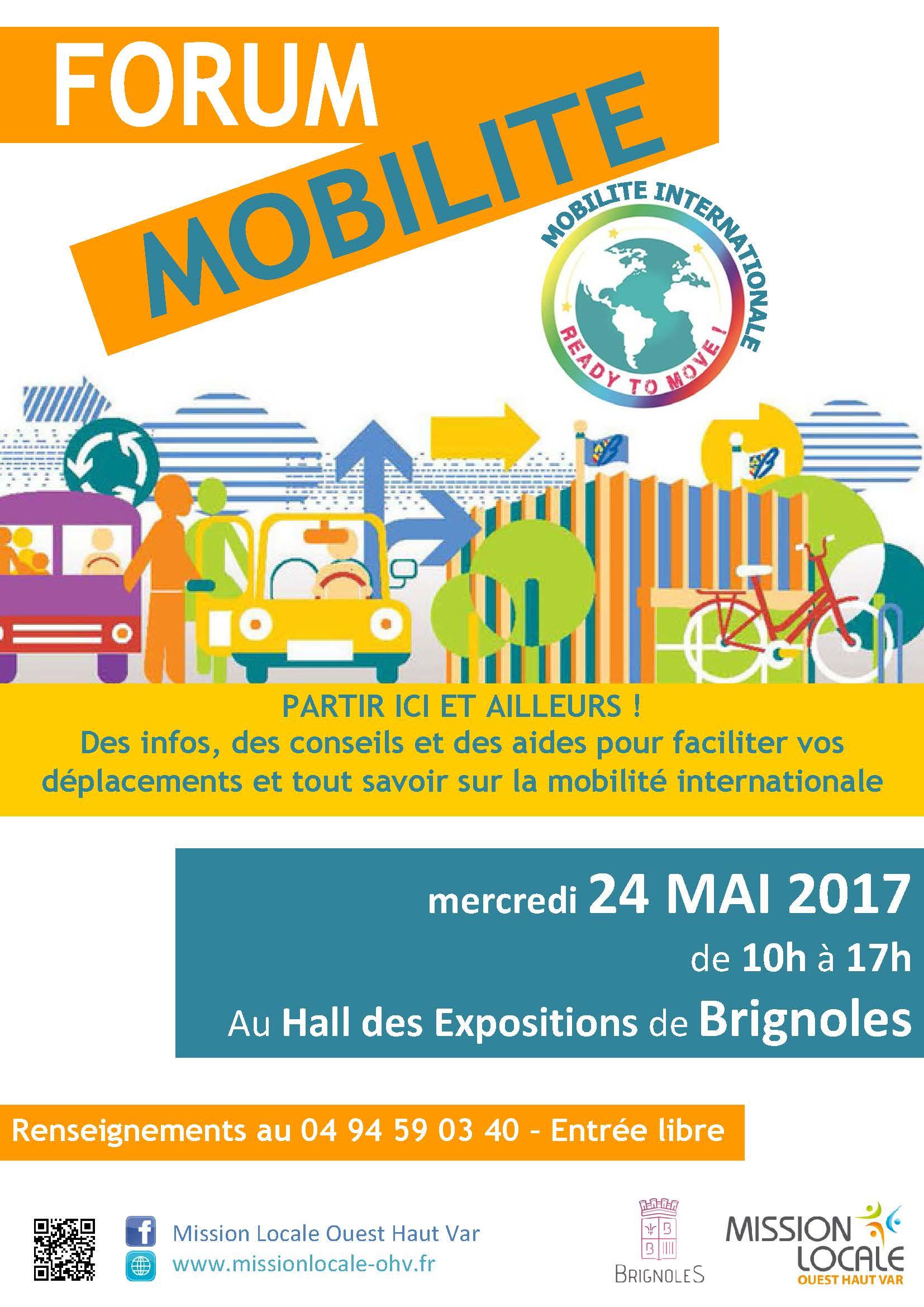 forum sur la mobilit 24 mai 2017 mairie de cotignac village de caract re. Black Bedroom Furniture Sets. Home Design Ideas